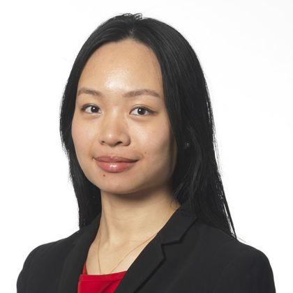 Portrait of Camelia Tang