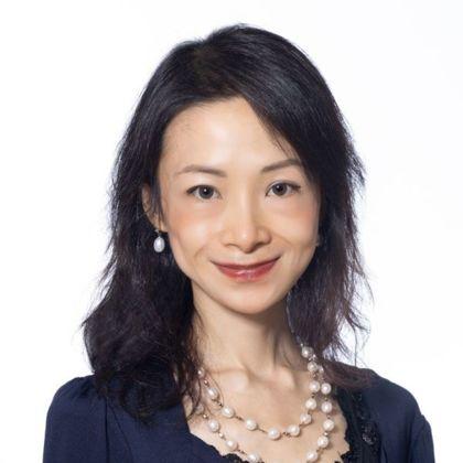 Portrait of Katherine Huang