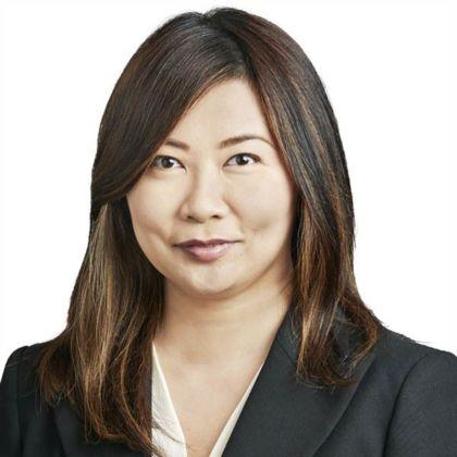 Portrait of Mandy Yim