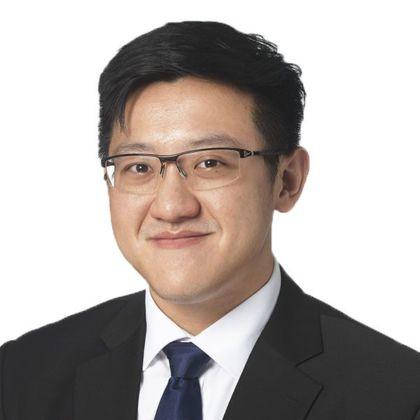 Portrait of Nathan Hsu