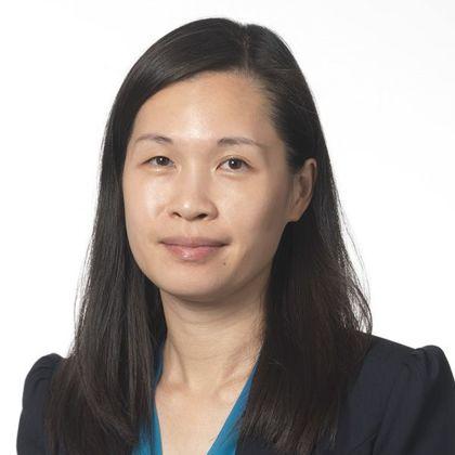 Portrait of Helen Tang