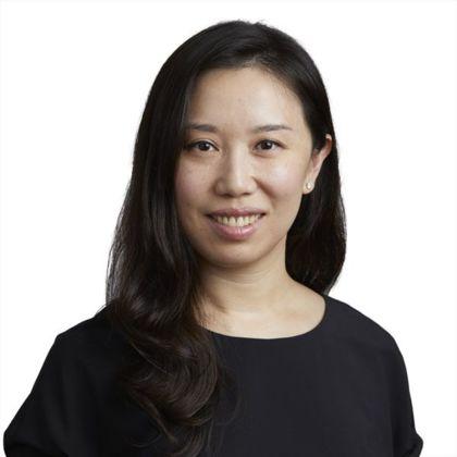 Portrait of Polly Liu