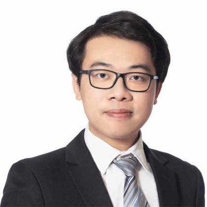 Portrait of Kenneth Chan