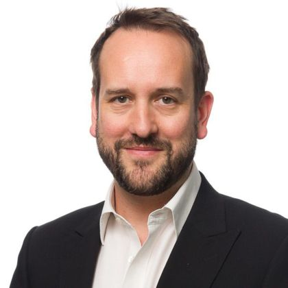 Portrait of Tim Elliott