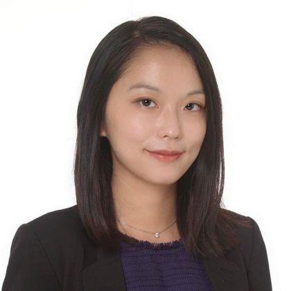 Portrait of Amber Fan