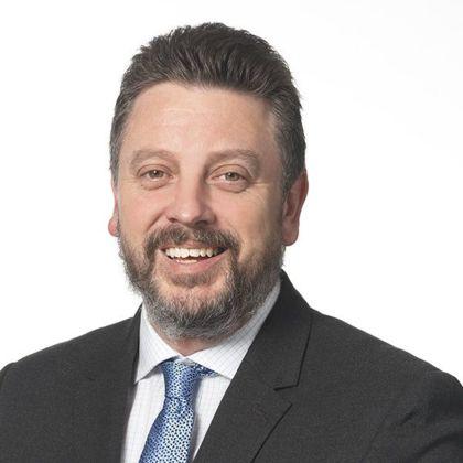 Portrait of Andrew Horton