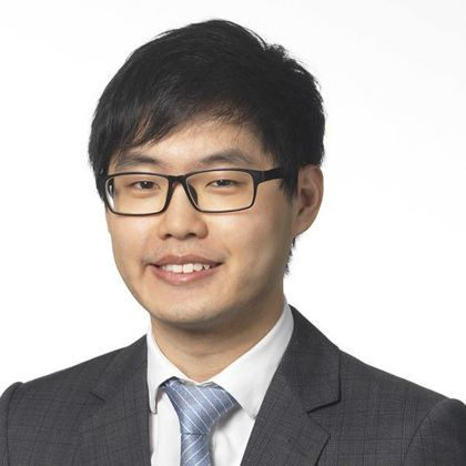 Portrait of Douglas Li